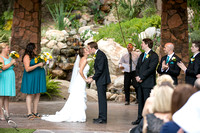 Ashley-&-Kyle first kiss-photo-at-Pala-Mesa-Resort-by-Wedding-Photographer-in-Temecula