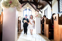 Chapel of Orange and Brodard Chateau Wedding - Uyen and Danny