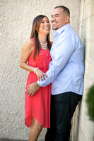 Engagement Photo at Mission Inn Hotel and Fairmount Park, Riverside - Monica & Hector (7)