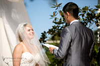 Happy Bride, Fallbrook wedding photographer at Wedgewood San Clemente, Orange County