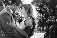 Engagement Photo by Menifee, Temecula, Fallbrook Wedding Photographer, b&w