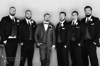 Temecula Wedding Photographers, Men in Black and White
