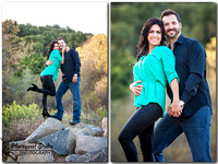 Jessica & Ben Engagement in Fallbrook