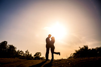 Beautiful Outdoor with Nature Light Engagement photo by Wedding Photographer in Temecula (11)