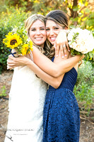 Bride and Sister at Longshadow Ranch by Temecula Wedding Photographer of Photoquest Studio (11)