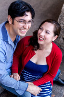 Engagement at Balboa Park, San Diego by Temecula Wedding Photographer