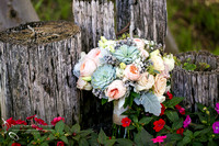 Wedding Bouquet at Temecula Winery by Photographer of Photoquest Studio