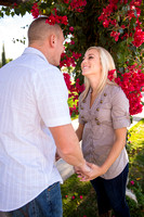 Engagement photo at South Coast Winery, California by Temecula Wedding Photographer-20