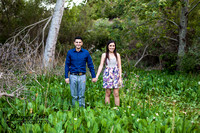Southern California Outdoor Engagement Photos by Temecula Wedding Photographer (9)