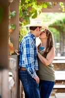 Mission San Juan Capistrano Engagement Photos by Temecula Wedding Photographer - Longshadow Ranch Winery Wedding-108