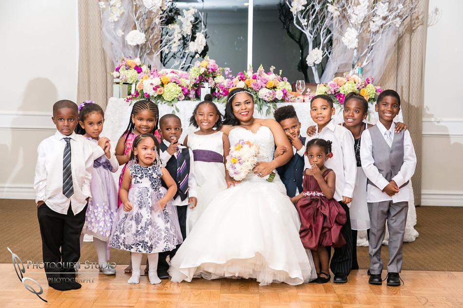 Los Angeles, Temecula  Wedding Photographer at Castaway Burbank, Shauneille & Steve (51)
