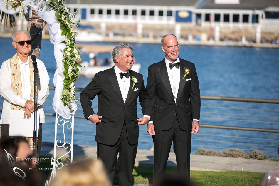 Long Beach, California Wedding, Alamitos Bay Yacht Club, by Orange County Wedding Photographer - Bonnie & Jorge