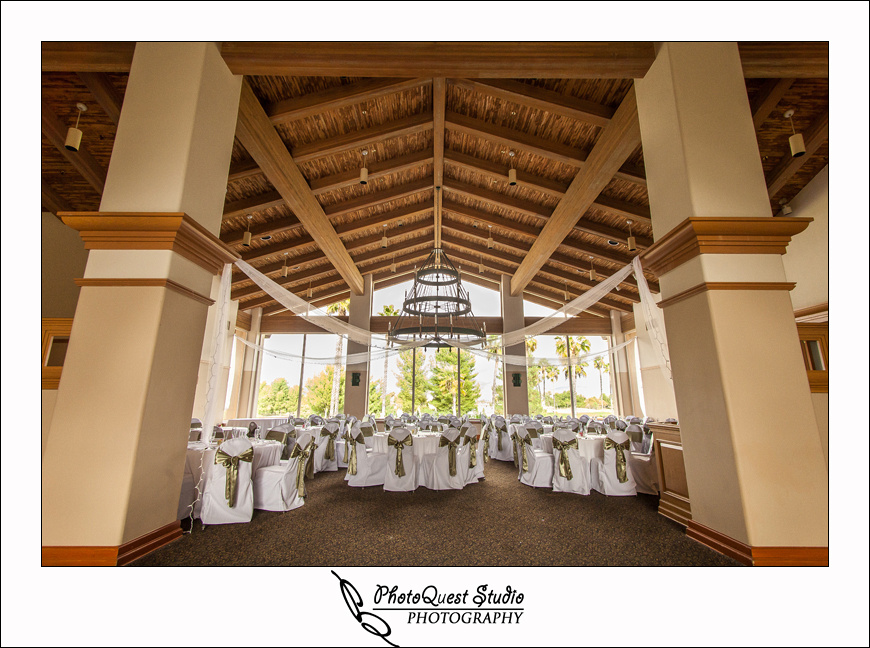 Beautiful And Menifee Lakes Country Club Wedding Venue Photographed By Photographer Of