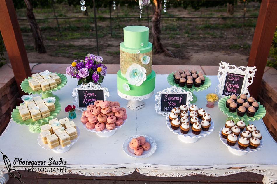 Temecula-Wedding-Photographer-at-Wiens-Family-Cellar-Winery-Bride-&-Groom-Tasting-Dinner-(5)-Desert-table-by-Kuba-kreations
