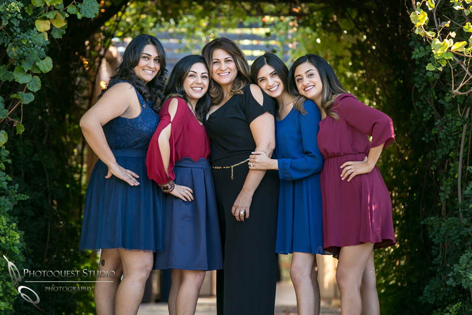 Alexis's Family Photo at Abbott Manor by Temecula Wedding Photographer