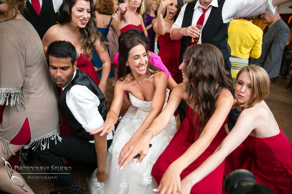 Tearing off the dance floor at Grand Tradition Estate Fallbrook by Temecula Wedding