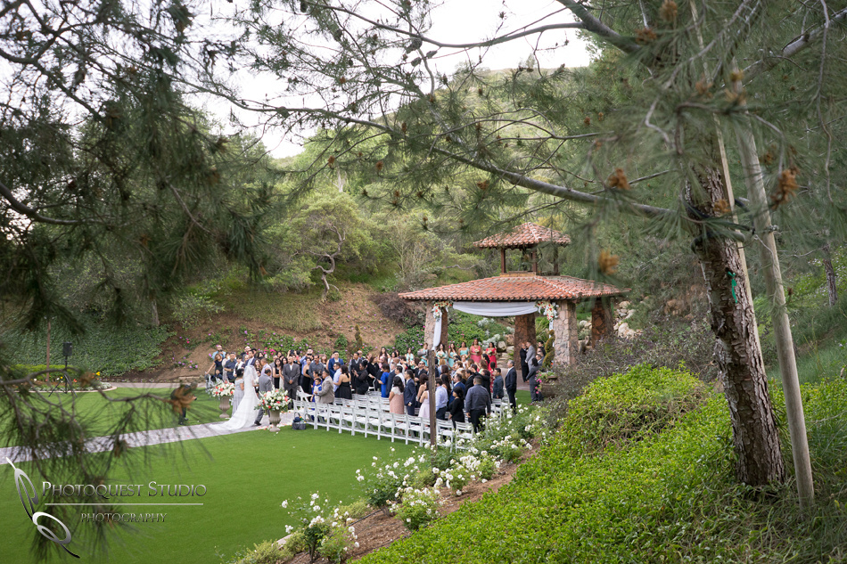 beautiful pala mesa resort wedding