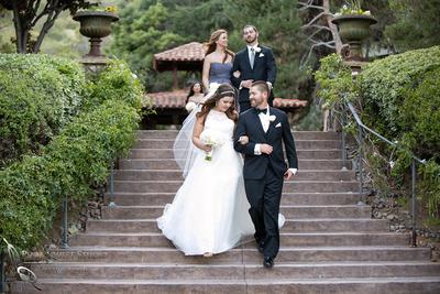 Beautiful wedding in Fallbrook by Temecula Wedding Photographer