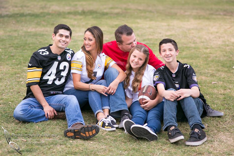 Family love, Fairmount Park Engagement Photo