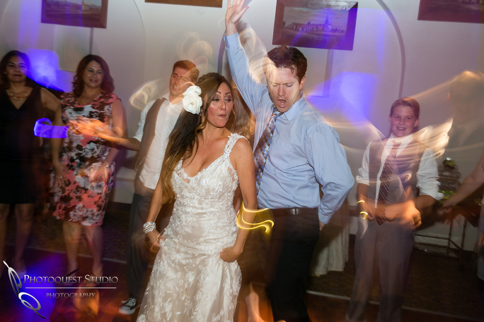 Dancing all night, Temecula Wedding Photographer of Photoquest Studio Photography - Davina and Steve