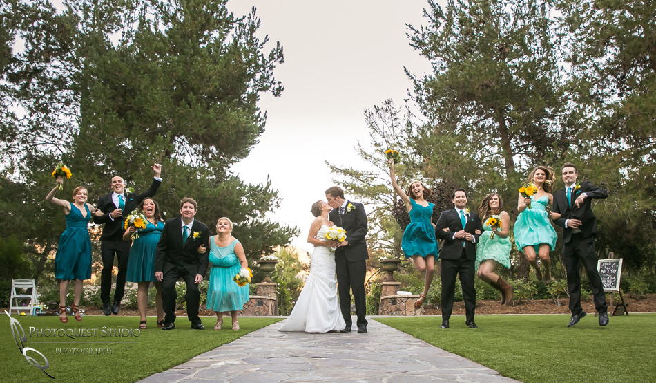 bridal party-Wedding-photo-at-Pala-Mesa-Resort-by-Wedding-Photographer-in-Temecula