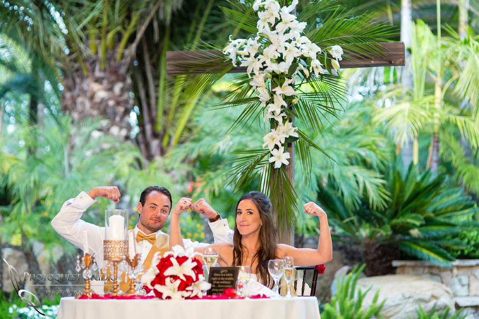 Disney Princess, Beauty and the Beast theme wedding at Grand Tradition Estate Fallbrook