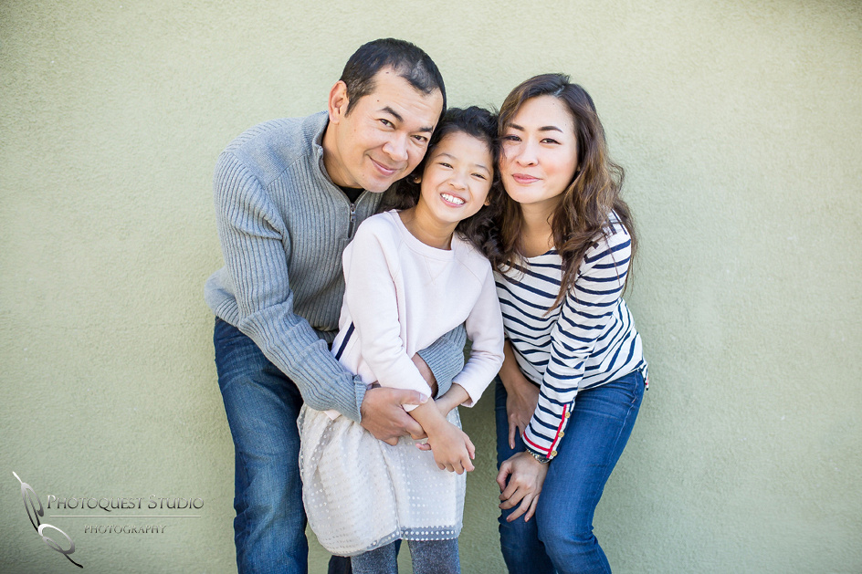 Outdoor Family Photo by Temecula, Menifee, Murrieta Wedding Photographer