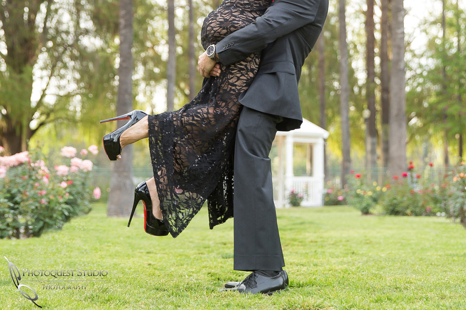 Wedding-Photographer-in-Temecula,-Christian Louboutin Shoes