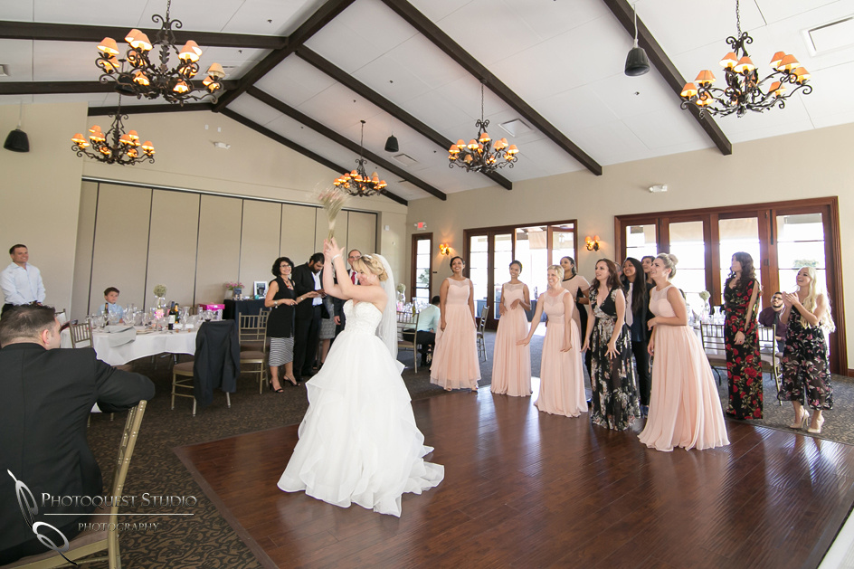 Temecula, Fallbrook wedding photographer at Wedgewood San Clemente, Orange County