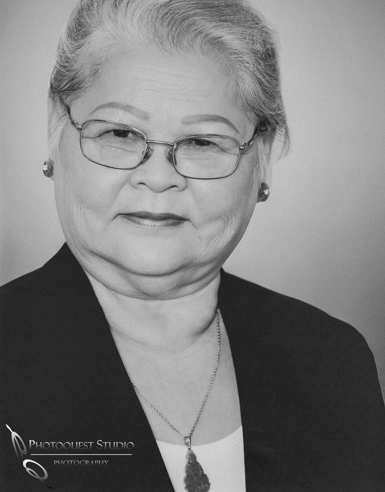My beautiful Vietnamese Mama