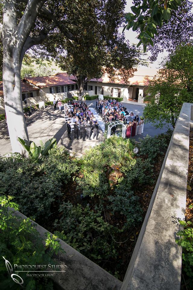Kellogg House Wedding Venue by Photoquest Studio