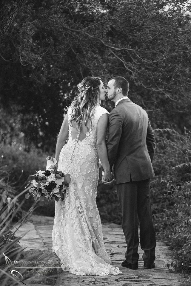 Kiss me, Temecula, Pomona Wedding Photographer