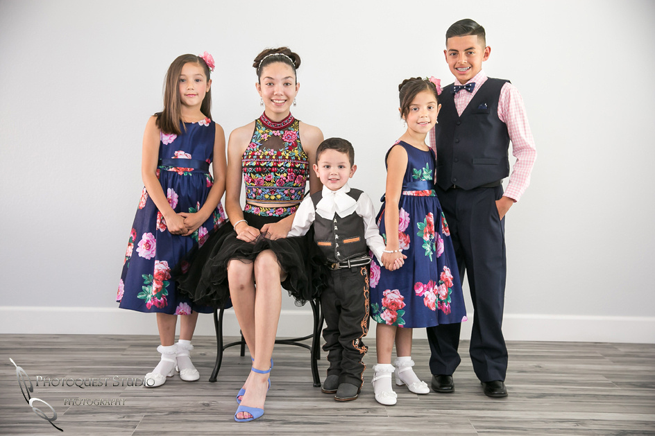 Wedding Photographer in Temecula, Riverside, Cute kids at Mexican Wedding