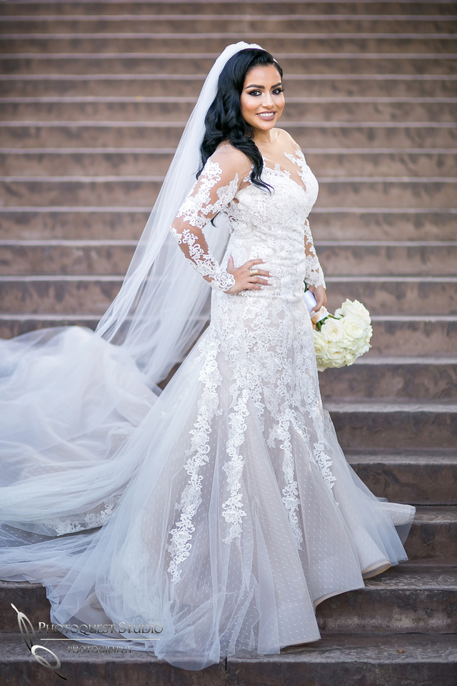 Beautiful Bride in Fallbrook