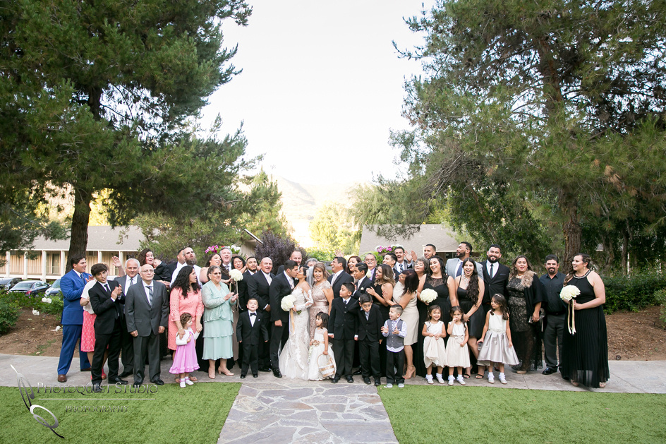 Temecula Wedding Photographer, two families became one