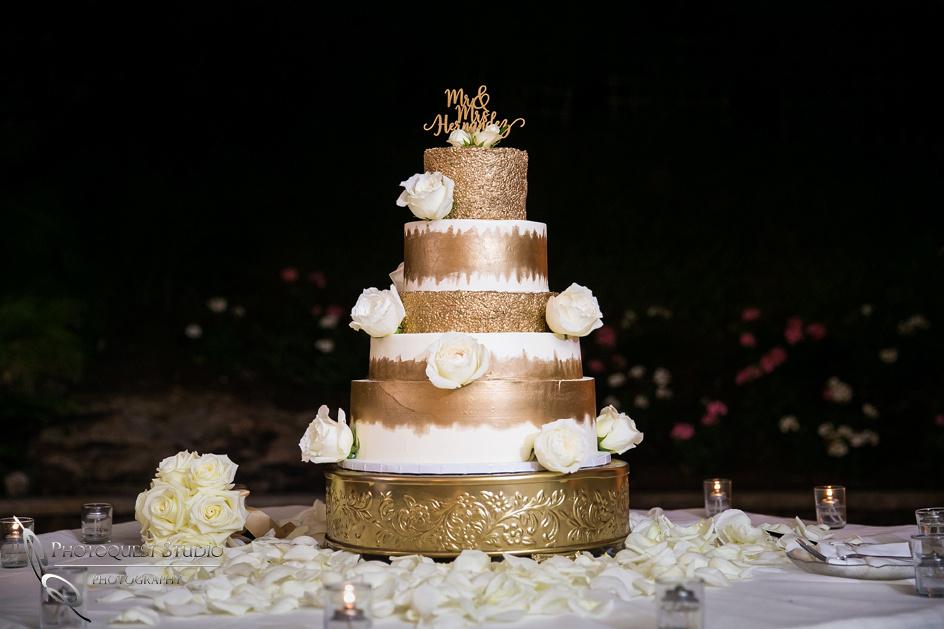 Wedding cake in Fallbrook
