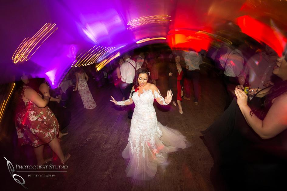 Temecula Wedding Photographer, reception uplight