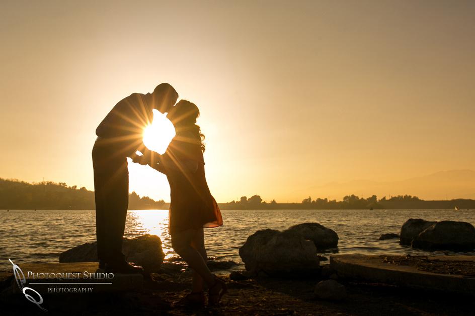 Temecula-Wedding-Photographer,-Engagement-Photo-at-Frank-G-Bonelli-park