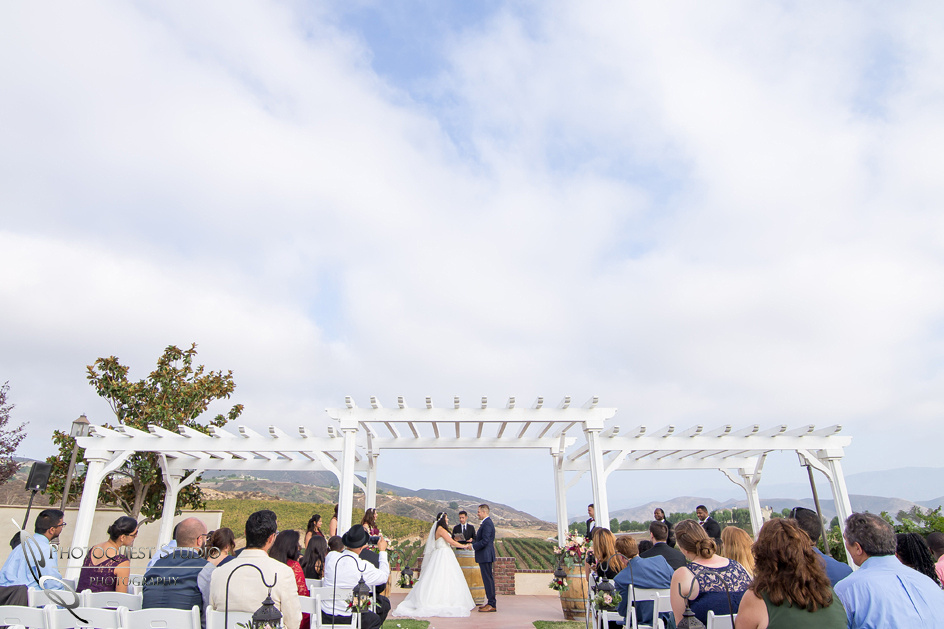 Wedding Photo at Leoness Cellars by Temecula Winery Photographer, Cynthia and Adam (33)