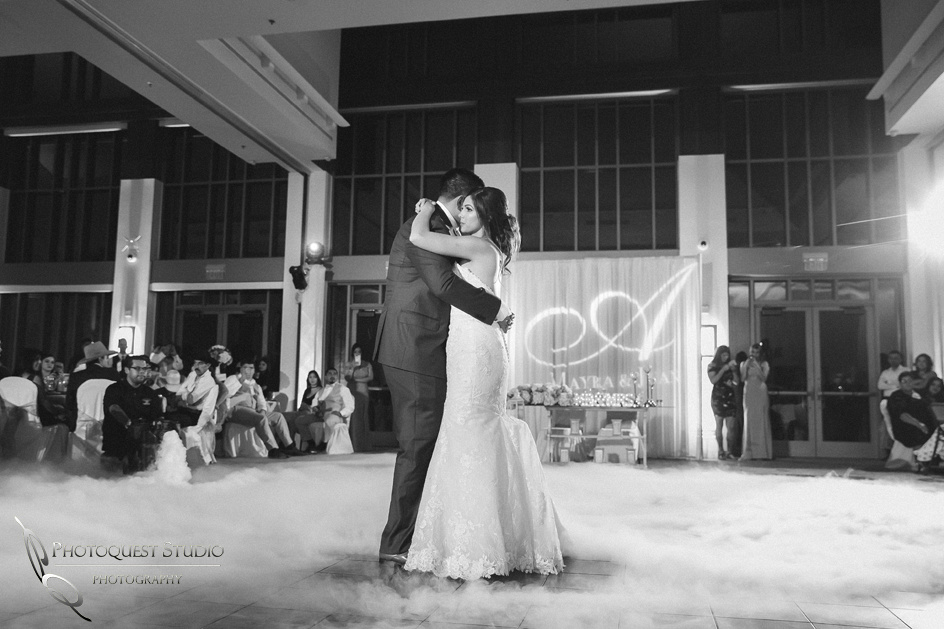 First dance, Temecula-Wedding-Photographer-at-Diamond-Bar-Event-Center