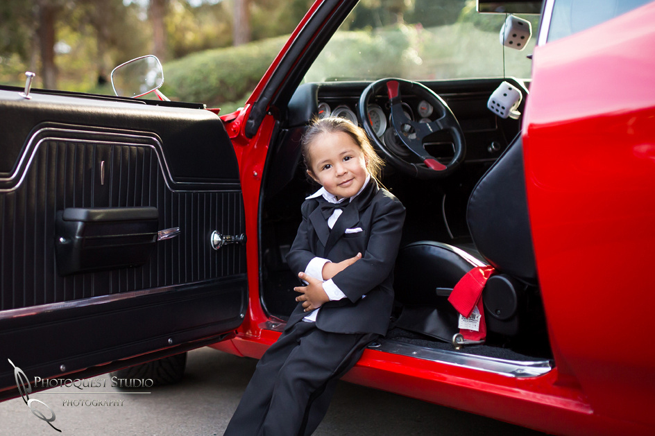 Handsome Ringboy