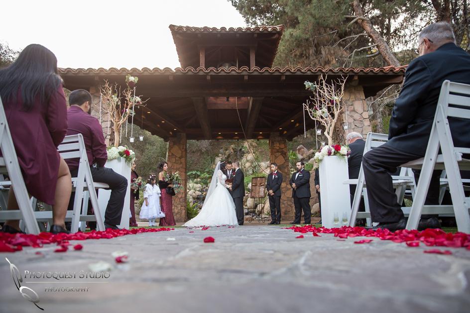 Wedding at Pala Mesa Resort, Temecula Wedding Photographer