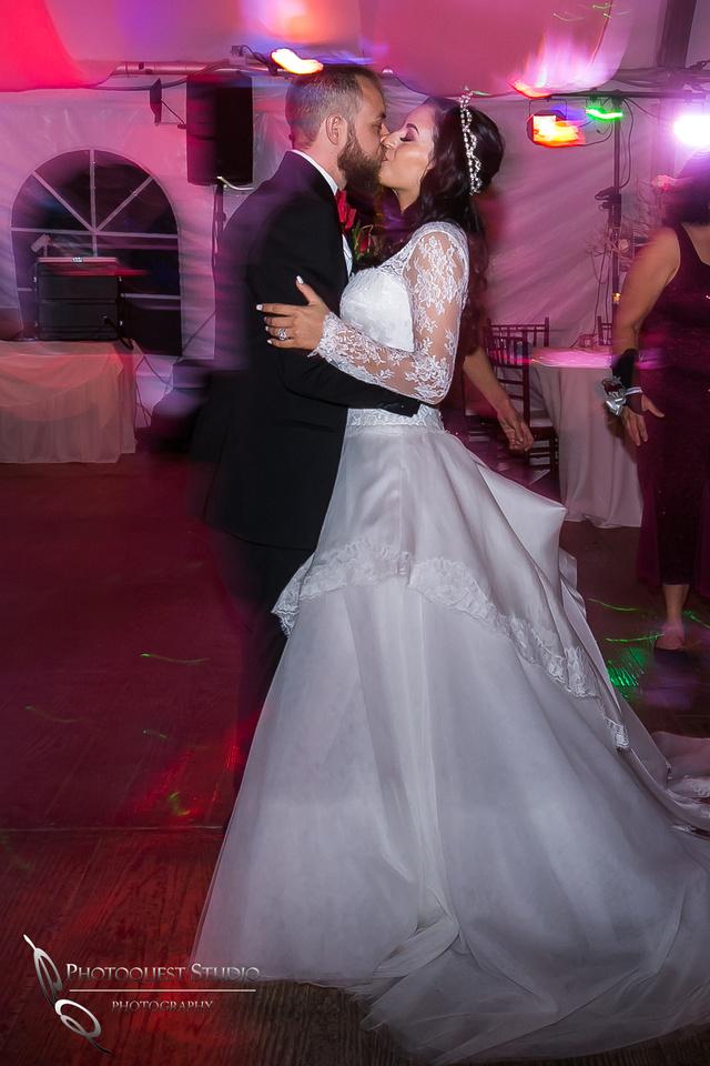Bride and Groom sweet love