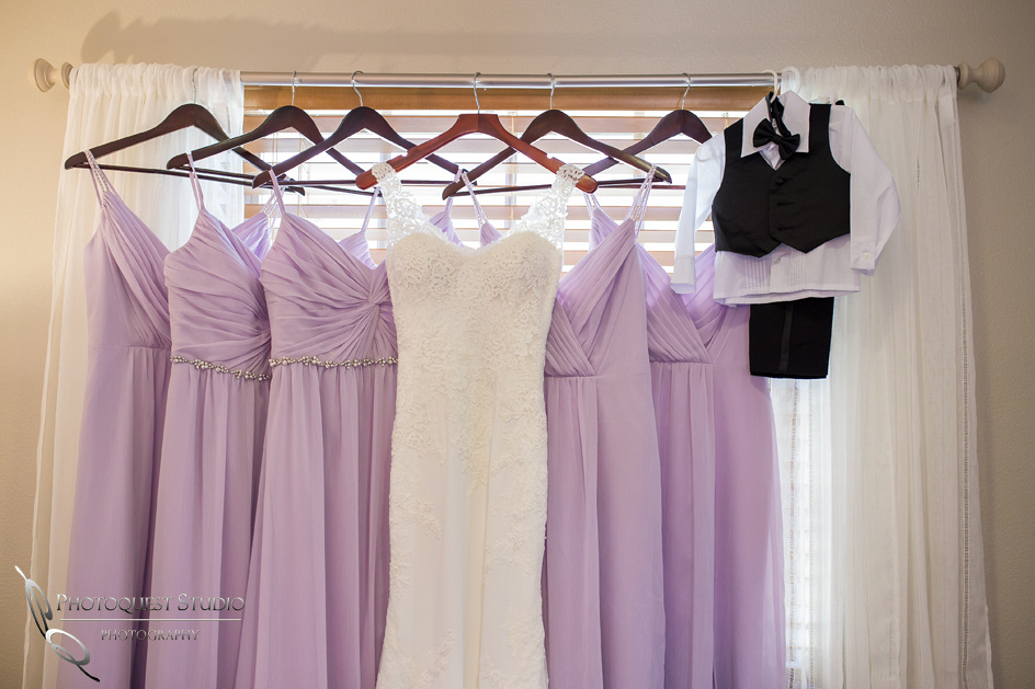 Beautiful dresses by Temecula-Wedding-Photographer