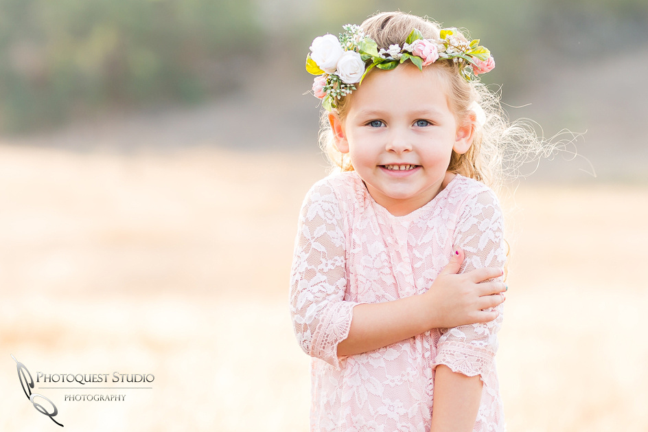 Beautiful Girl Photo in Temecula by Wedding Photographer