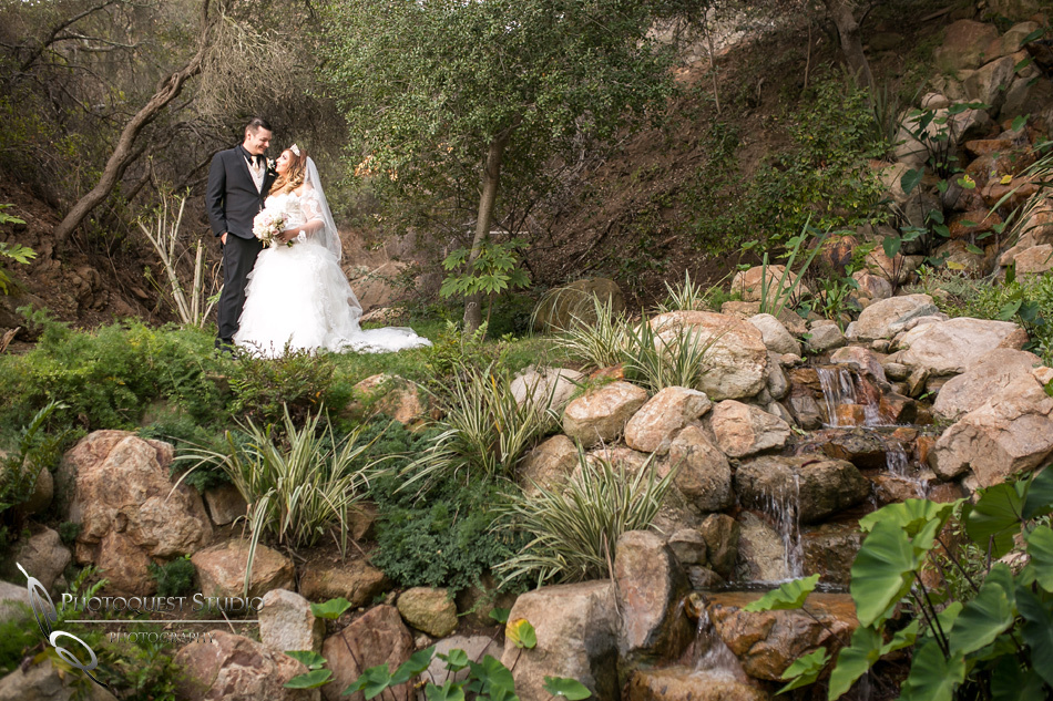 Pala Mesa Resort Wedding photo by Fallbrook Wedding Photographer