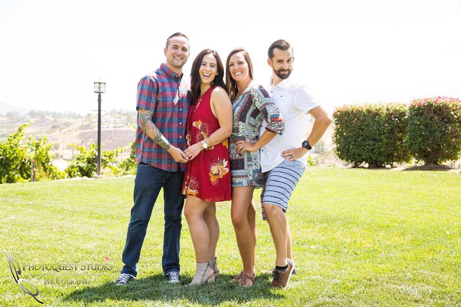 Got Pose - Surprise Proposal at Temecula Winery by Wedding Photographer
