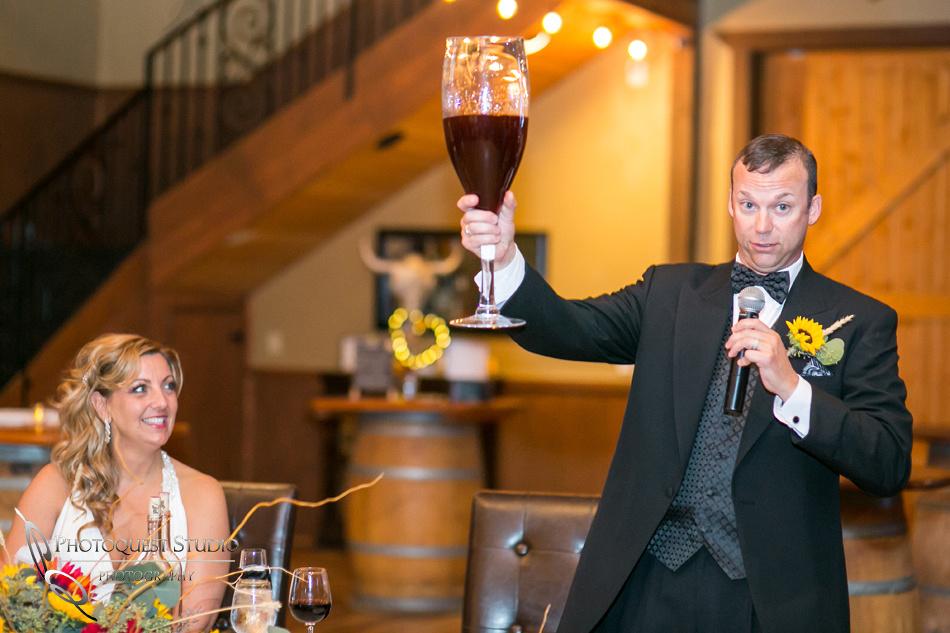 Bottom up! Temecula Wedding Photographer