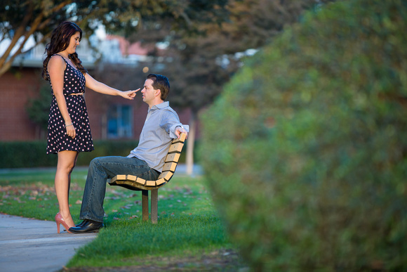 Engagement Photo at University of La Verne, Pamona, California by Temecula Wedding Photographer (96)