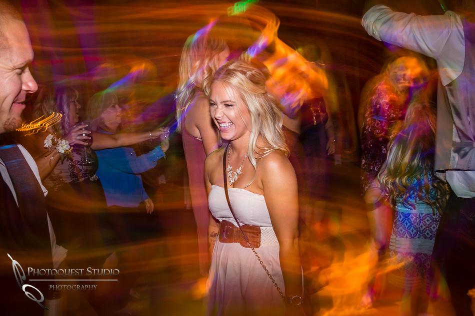 Wedding reception at Longshadow Ranch Winery by Temecula Wedding Photographer